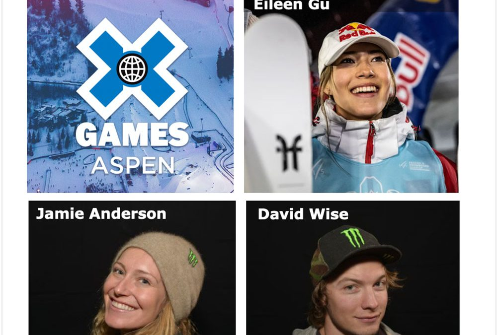 Tahoe-Truckee Athletes to Watch at X Games Aspen 2021