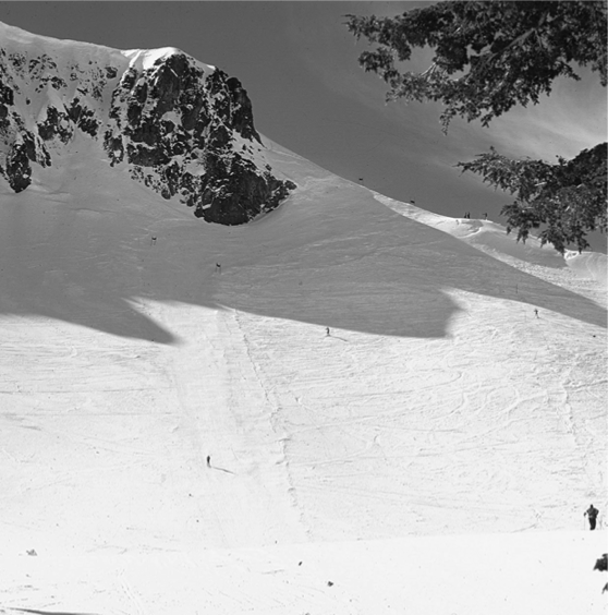 2021 Anniversary Celebration: Alpine Ski Terrain